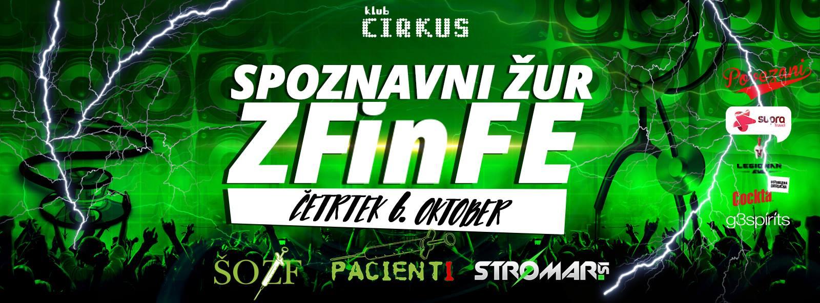 Spoznavni žur ZF in FE - Stromar.si