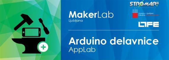 MakerLab Arduino Delavnice - Stromar.si
