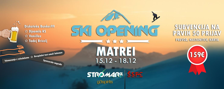 Ski Opening 2016/2017 Matrei - Stromar.si