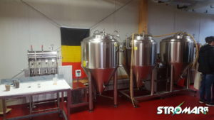 Stromar.si - Ekskurzija HE Moste in pivovarna Carniola