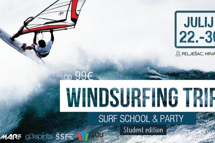 Windsurfing Trip – 2017