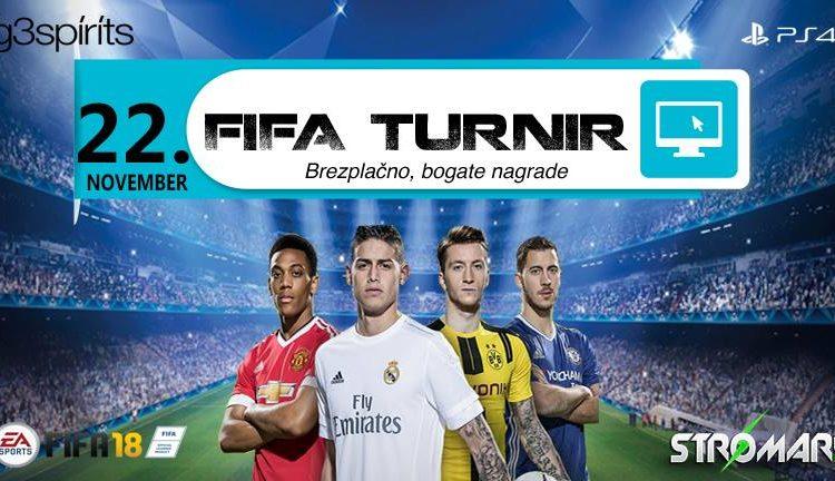 Elektro FIFA turnir