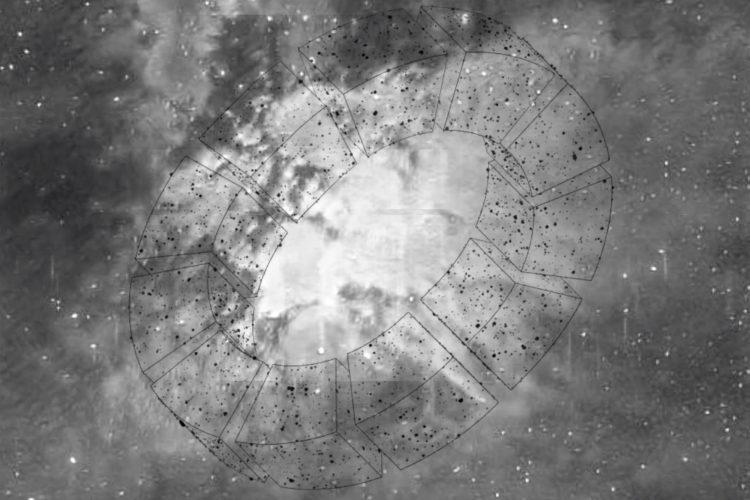 Aero-sol-nauts: 'Potujoči čas: aerosolne črvine' // Braiding Friction